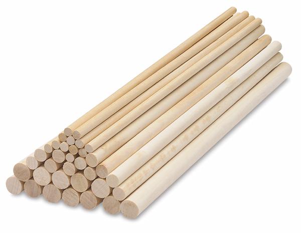 деревянные нагеля