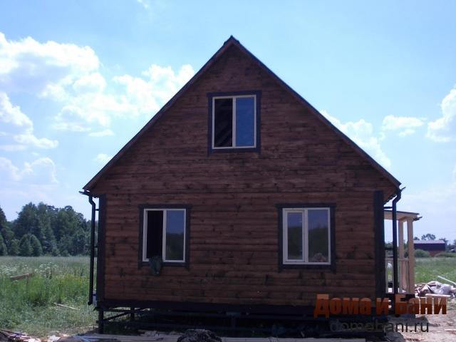 фото дома в Лотошино