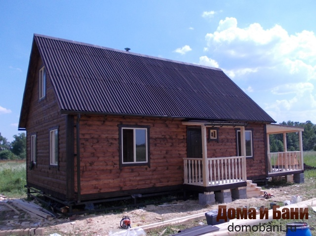 фото дома в Домодедово
