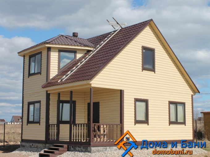 фото дома в Павлово