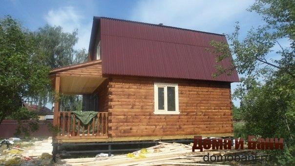 фото дома в Можайске