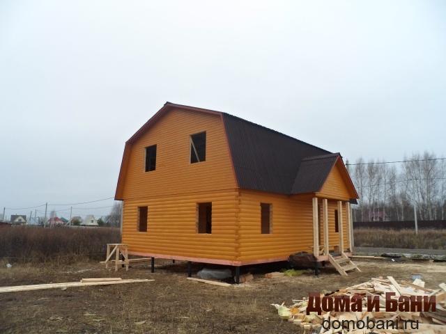 фото дома в Гатчине