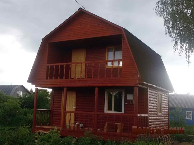 фото дома в Серпухове