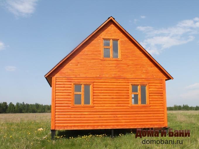 фото дома в Железнодорожном
