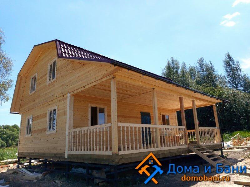 дом Калуга