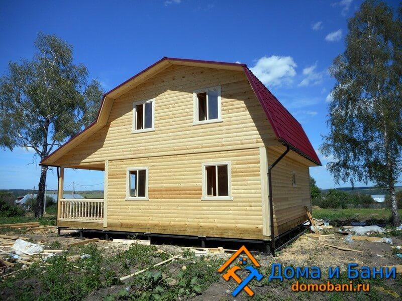 дом в Калуге
