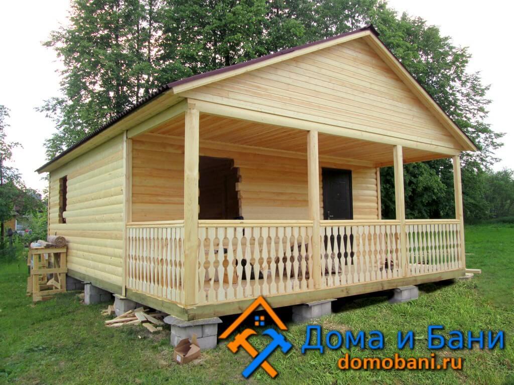 Фото дома построенного в Подмосковье